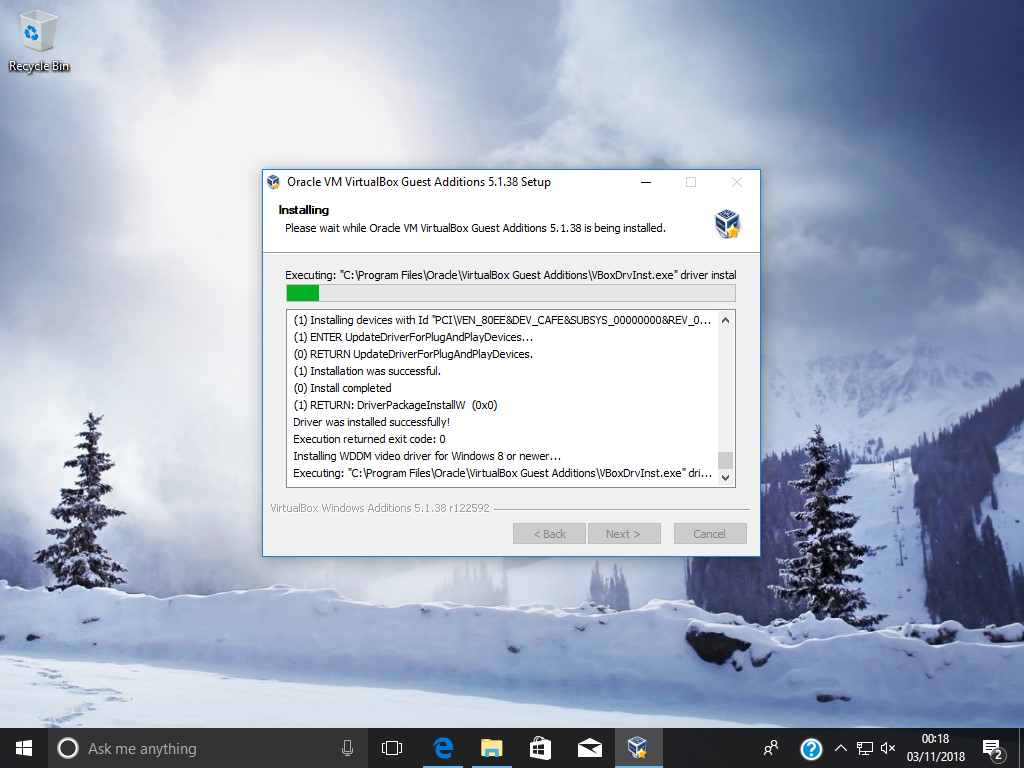 Booting a Physical Windows 10 Disk Using VirtualBox on Linux