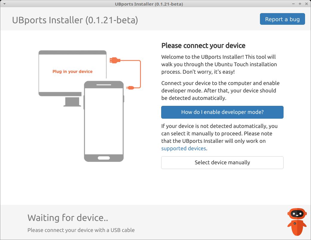 Installing UBports Ubuntu Touch on the Meizu MX4 Ubuntu Edition